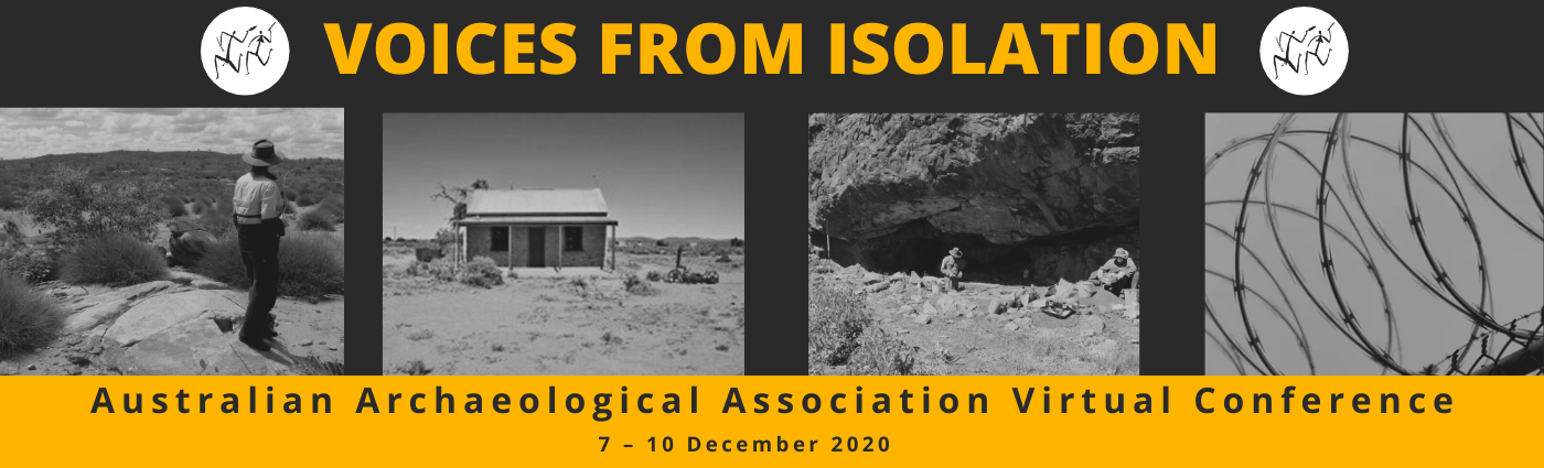 AAA2020 Virtual Conference Banner 7 - 10 Dec